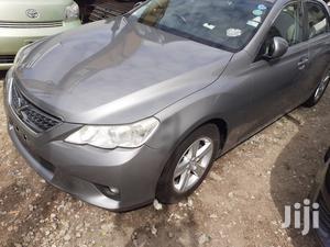 Toyota Mark X 2012 Gray   Cars for sale in Mombasa, Mvita