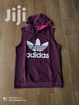 Adidas Sleeveless Hoodies | Clothing for sale in Nairobi, Nairobi Central