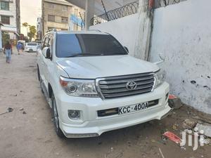 Toyota Land Cruiser 2009 4.0 V6 GX White | Cars for sale in Mvita, Majengo
