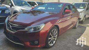 Toyota Mark X 2013 Red | Cars for sale in Mombasa, Tudor