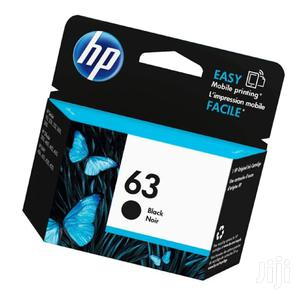 Hp Inkjet Catridges 63   Accessories & Supplies for Electronics for sale in Nairobi, Nairobi Central