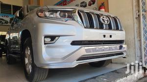 Toyota Land Cruiser Prado 2012 Silver   Cars for sale in Mombasa, Nyali