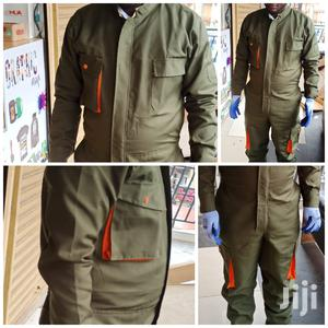 Jungle Green Safety Cargo Overalls | Safetywear & Equipment for sale in Nairobi, Nairobi Central
