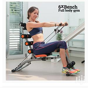 Adjustable Weight Bench For Full Body Workout Home Gym | Sports Equipment for sale in Nairobi, Westlands