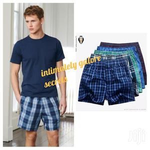 3 Packed Men Checked Boxer Shorts | Clothing for sale in Nairobi, Nairobi Central