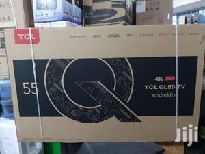 TCL 55 Inch Qled 4K Uhd Android TV Onkyo Soundbar, 55Q815 | TV & DVD Equipment for sale in Nairobi, Nairobi Central