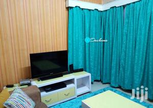 Turquoise Blue Linen Curtain | Home Accessories for sale in Nairobi, Nairobi Central