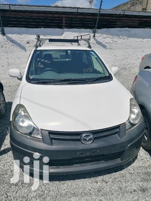 Mazda Familia 2013 White   Cars for sale in Mombasa, Tudor