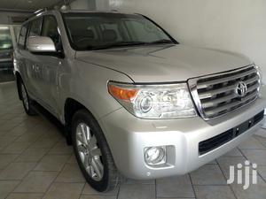 Toyota Land Cruiser 2013 Gray | Cars for sale in Mombasa, Mvita