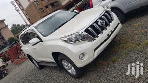 Toyota Land Cruiser Prado 2014 White | Cars for sale in Nairobi, Kilimani