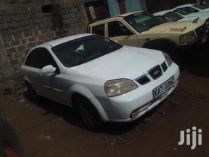 Chevrolet Optra 2011 White   Cars for sale in Nairobi, Kariobangi