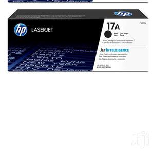 HP 17A Black Compatible Laserjet Toner Cartridge   Accessories & Supplies for Electronics for sale in Nairobi, Nairobi Central