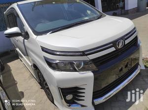Toyota Voxy 2015 White | Cars for sale in Mombasa, Mvita