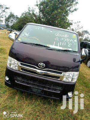 Toyota Hiace Automatic Diesel Super Gl Cc 3000 Purle | Buses & Microbuses for sale in Nairobi, Nairobi Central