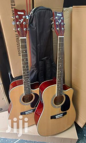 41inch Yamaha Semi Acoustic Box Guitar | Musical Instruments & Gear for sale in Nairobi, Nairobi Central