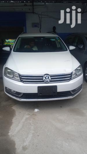 Volkswagen Passat 2013 White | Cars for sale in Mombasa, Mvita