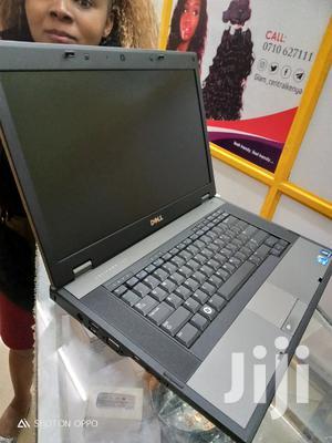 Laptop Dell Latitude E5510 4GB Intel Core i5 HDD 500GB | Laptops & Computers for sale in Nairobi, Nairobi Central