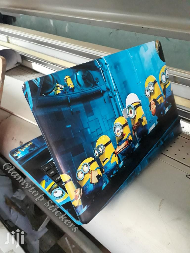 Laptop Skins/Covers/Stickers | Computer Accessories  for sale in Municipality, Meru, Kenya