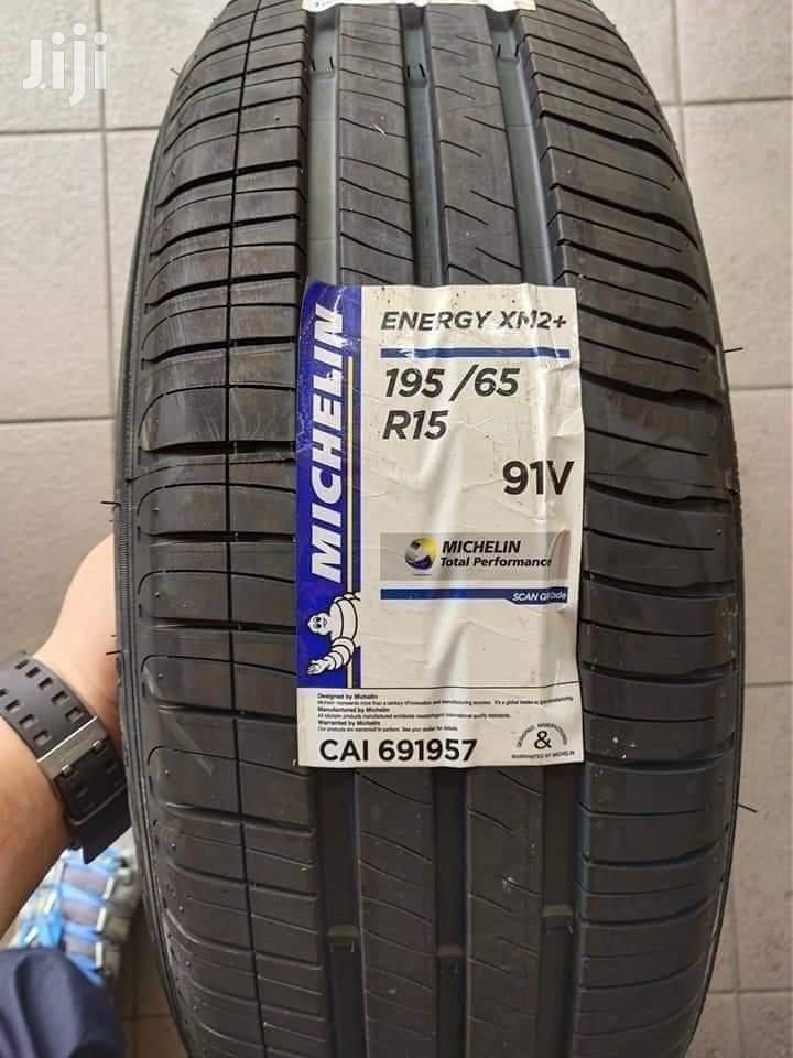 195/65 R15 Michelin Tyre Energy 91V