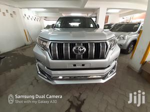 Toyota Land Cruiser Prado 2013 GXL Silver | Cars for sale in Mombasa, Mvita