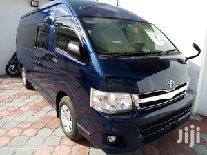 Toyota HiAce 2012 Blue   Buses & Microbuses for sale in Mombasa, Mvita