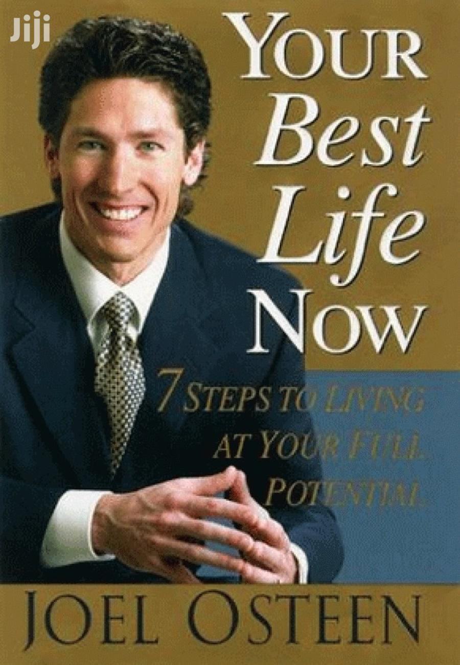 Your Best Life Now- Joel Osteen