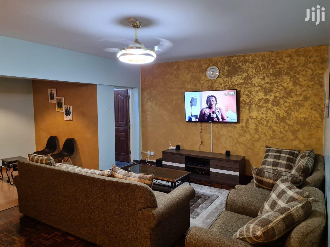 5 Bedrooms Furnished Villa