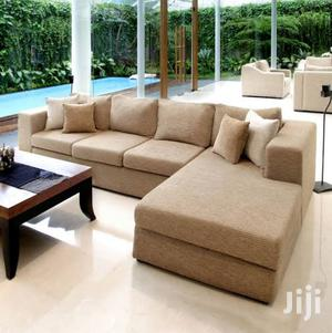 Quality L Seat Sofa | Furniture for sale in Nairobi, Kahawa