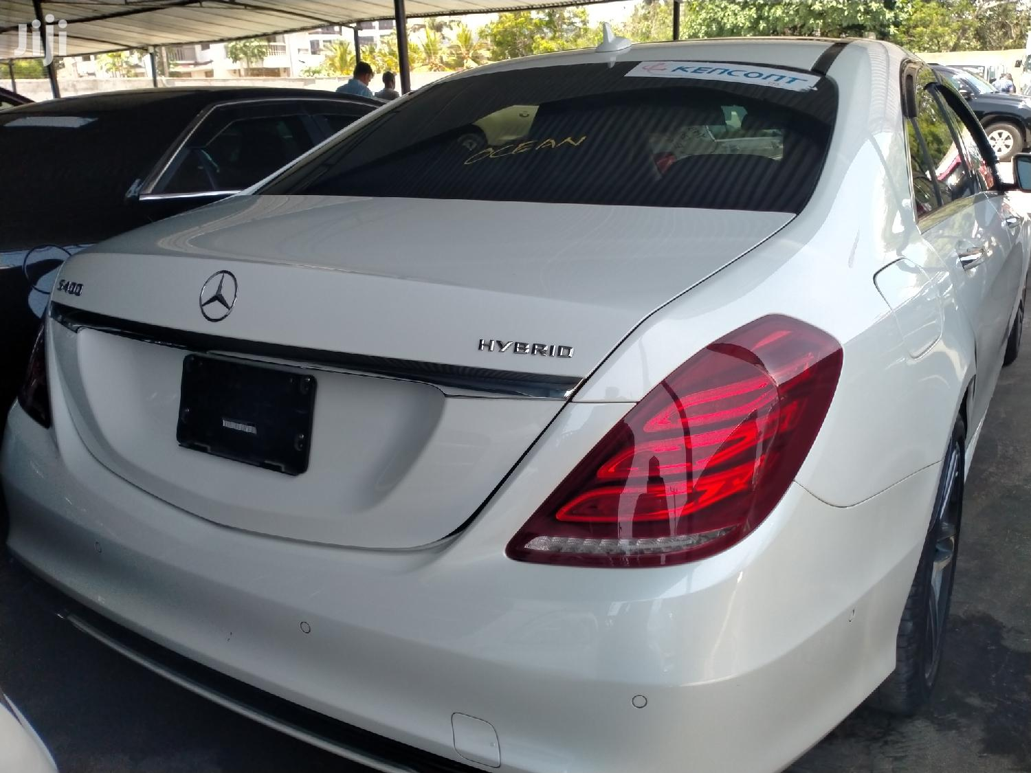 Archive: Mercedes-Benz S Class 2015 White