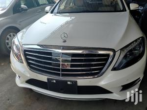 Mercedes-Benz S Class 2015 White | Cars for sale in Mombasa, Tudor