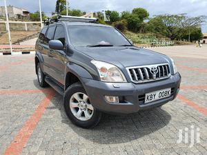 Toyota Land Cruiser Prado 2007 Gray | Cars for sale in Mombasa, Tudor