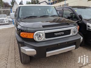 Toyota FJ Cruiser 2013 Black   Cars for sale in Nairobi, Nairobi Central