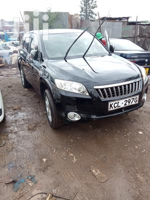 Toyota Vanguard 2010 Black | Cars for sale in Nairobi, Nairobi Central