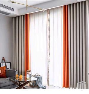 Quality Brown and Orange Curtains | Home Accessories for sale in Nairobi, Nairobi Central