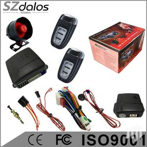 Car Alarm With Cutoff PLUS Installation   Vehicle Parts & Accessories for sale in Nairobi, Nairobi Central