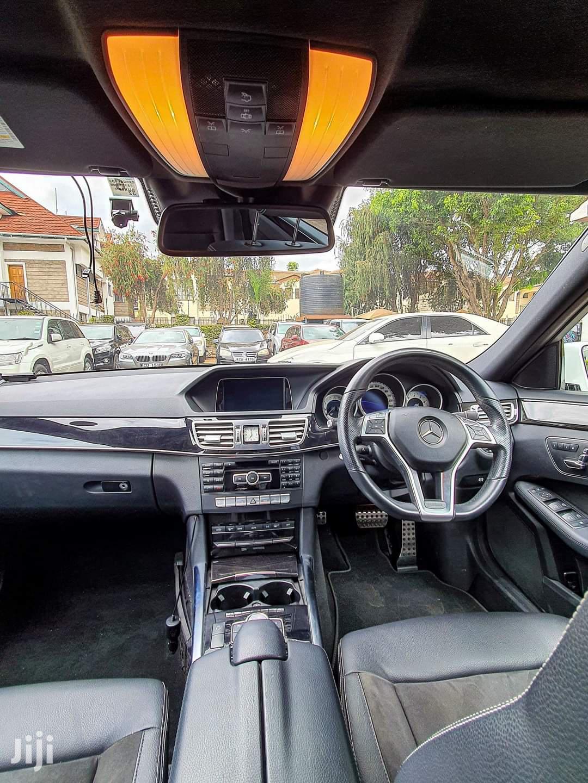Mercedes-Benz E250 2013 Blue | Cars for sale in Kileleshwa, Nairobi, Kenya