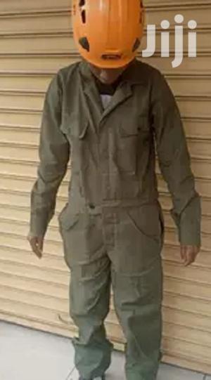 Jungle Green Plain Overall | Safetywear & Equipment for sale in Nairobi, Nairobi Central