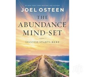 The Abundance Mind-set: Success Starts Here-joel Osteen   Books & Games for sale in Nairobi, Nairobi Central