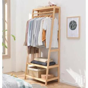 Bamboo Rack Hanging Clothes Shoes Hats Bags Bedroom Office | Furniture for sale in Nairobi, Westlands