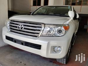 Toyota Land Cruiser 2016 White   Cars for sale in Mombasa, Mvita
