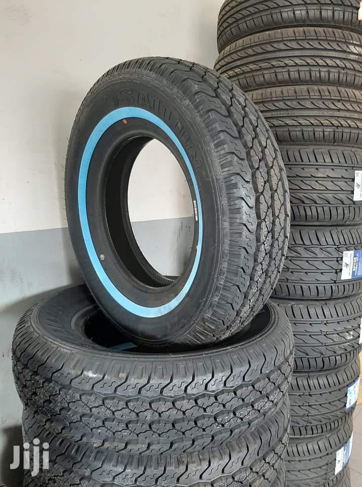 195 R15 Silverstone Tyre 8PR