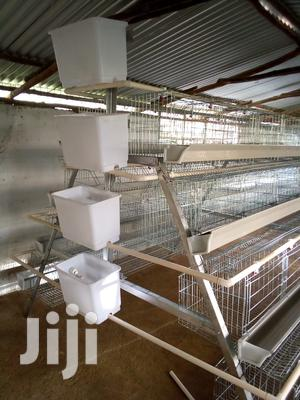 Poultry Chicken Cages 288 BIRDS | Farm Machinery & Equipment for sale in Nakuru, London