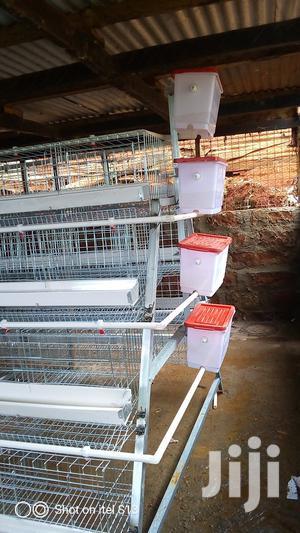 Chicken Cages And Equipments | Farm Machinery & Equipment for sale in Nakuru, Naivasha