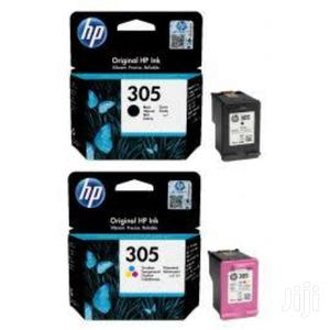 Genuine Hp Catridges 305   Accessories & Supplies for Electronics for sale in Nairobi, Nairobi Central