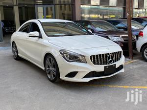 Mercedes-Benz CLA-Class 2013 White | Cars for sale in Mombasa, Mvita