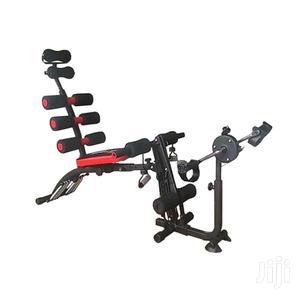 Six Pack Care ABS Fitness Machine With Pedals   Sports Equipment for sale in Nairobi, Nairobi Central