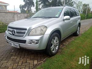 Mercedes-Benz GL Class 2007 GL 320 CDI Silver | Cars for sale in Nairobi, Nairobi Central