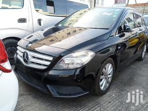 Mercedes-Benz B-Class 2015 Black   Cars for sale in Mombasa, Mvita