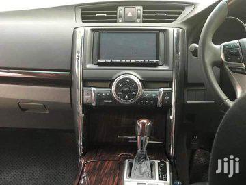 Archive: Toyota Mark X 2012 White