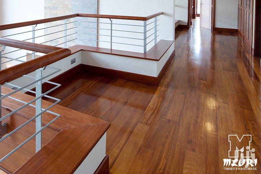 Mahogany Wooden Floor In Kenya At A Good Price